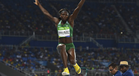 EMU's Olympic Athlete Ese Brume Comes Fourth in Diamond League Competition