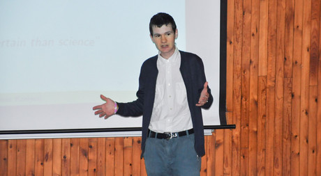 World Famous Mathematics Prodigy will be Lecturing at EMU