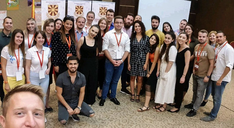 EMU Academician Educates Young Leaders in Macedonia