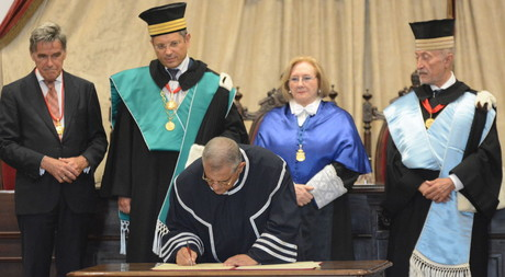 EMU Signs International Magna Charta Agreement