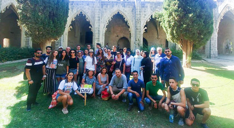 Culture Tours Took Place During EMU 21st Orientation Days