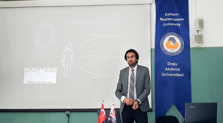 A Session on the Use of Artificial Intelligence in Breast Cancer Diagnosis was Held at EMU Faculty of Dentistry