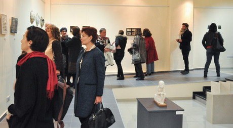 """Inspired by Paper"" Exhibition Met Art Lovers at EMU"