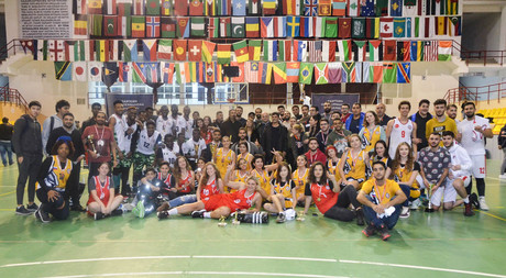 EMU International Basketball Tournament Completed