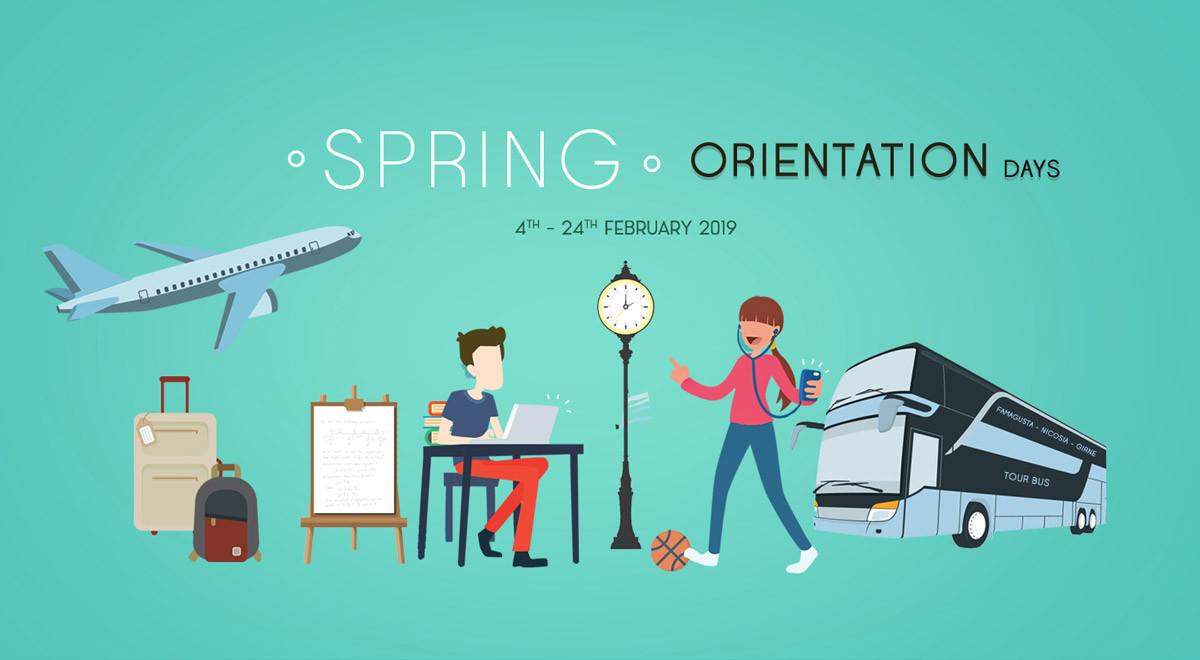 Sprint Orientation Days 2018 19 Events Eastern Mediterranean
