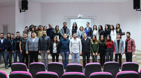 EMU Faculty of Health Sciences Hosted a Seminar Within the Scope of the 7th International Career Days