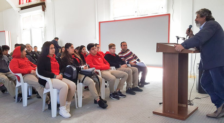 EMU-SCT Visits Dr. Fazıl Küçük Vocational High School of Industry