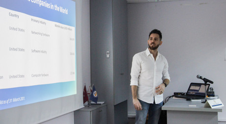 EMU Faculty Of Communicatıon Holds 7th International Career Days