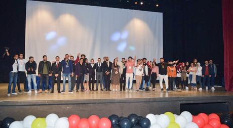EMU Organises a Special Night for Egyptian Students