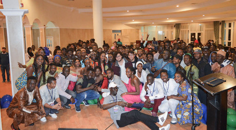 Gambian Night Takes Place at EMU