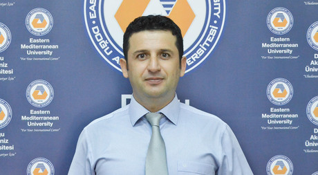 EMU Academic Staff Member Prof. Dr. İzzet Sakalli is Selected as an Outstanding Reviewer