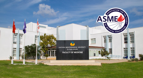 EMU Dr. Fazıl Küçük Medicine Faculty Becomes a Member of ASME