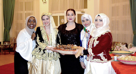 Unforgettable Night for EMU's Algerian Students