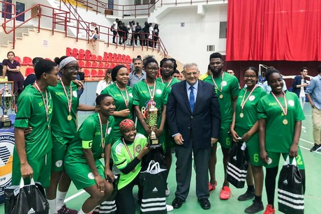 EMU International Futsal Tournament Completed