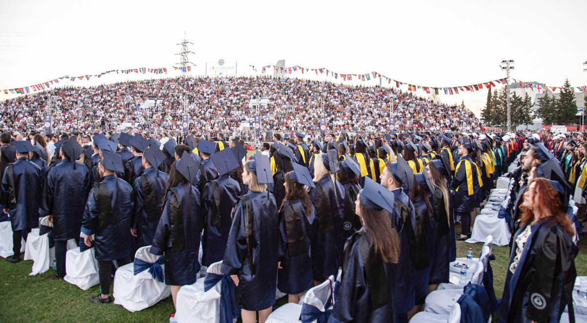 Emu Graduation 2020.Emu Graduates Over 2 100 Students From 51 Different