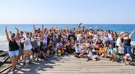 EMU Hosting 800 Students from 17 Countries within the Scope of The 10th International Summer School