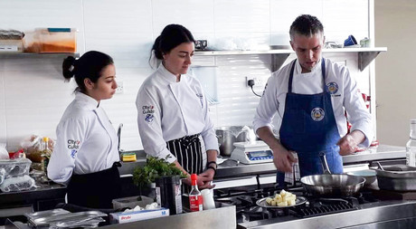 World-Famous Chefs to Teach in EMU
