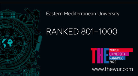 EMU Is Amongst The World's Best Universities