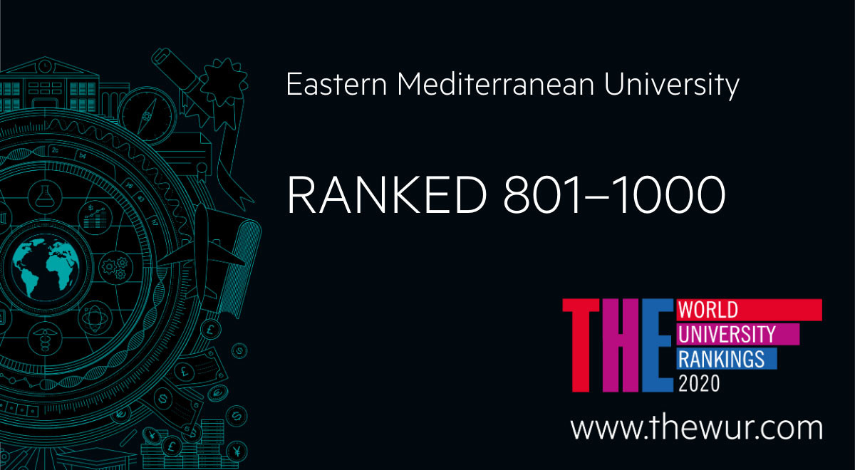 EMU Announced as a Top University for Engineering and Technology Education