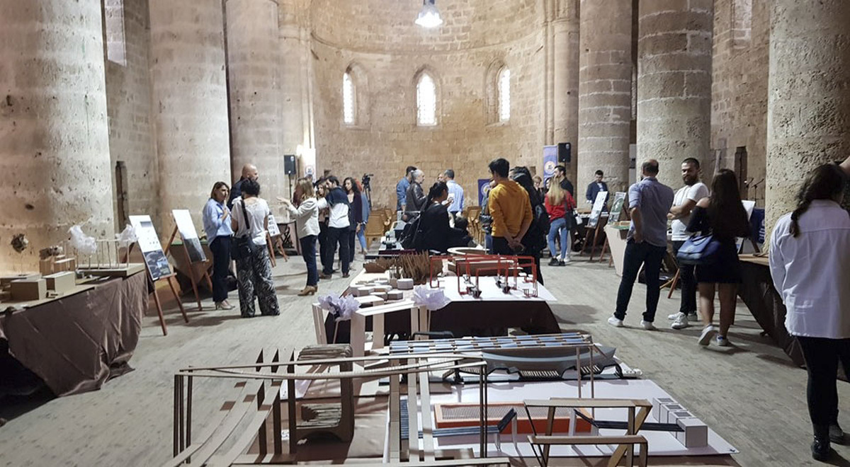 EMU Architecture Faculty Contributes to Famagusta