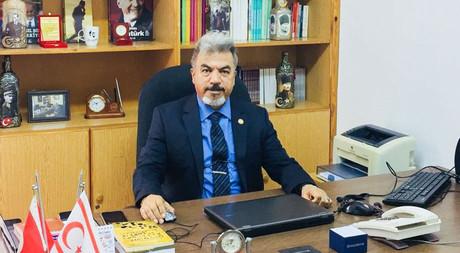 EMU-Ataum President Asst. Prof. Dr. Göktürk Releases a Statement on The Anniversary of Atatürk's Death
