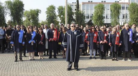EMU Commemorates Great Leader Mustafa Kemal Atatürk
