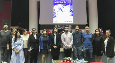 5th Molecular Biology and Genetics Career Day was Held at EMU