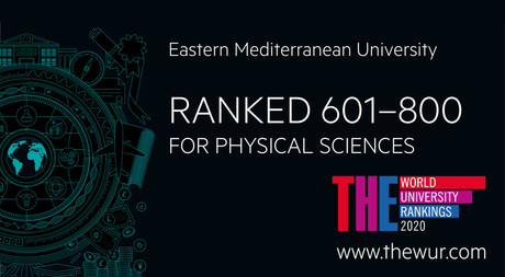 EMU Announced as a Top University for Physical Sciences