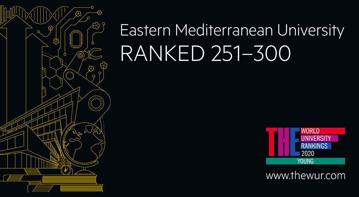 EMU is Once Again on the World's Best Young Universities List