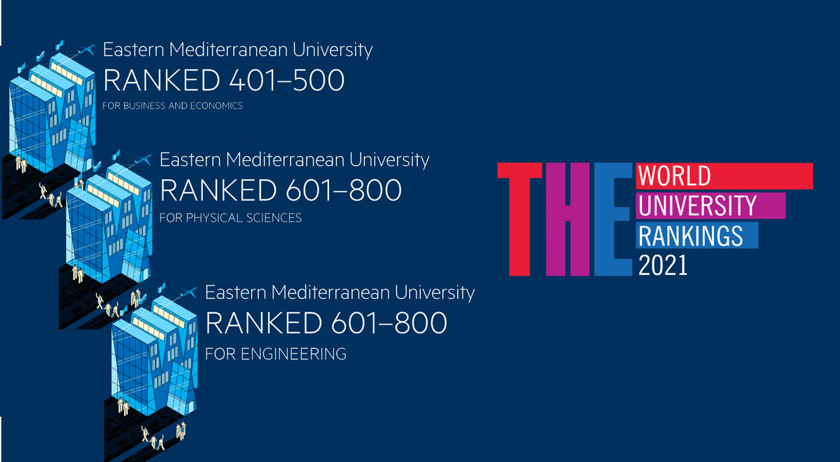 EMU Ranks Amongst the Best Universities Again
