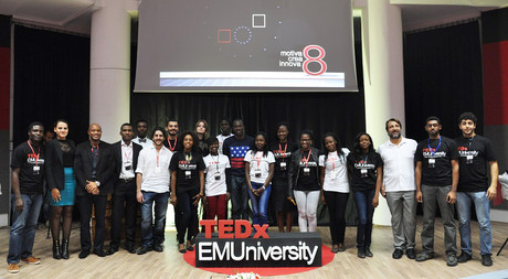 TEDx Conference in EMU