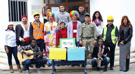 Students of EMU Organised a Charity Event