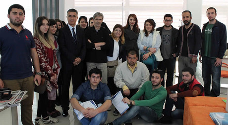 Students of FCMS Visited Public Relations and Press Office