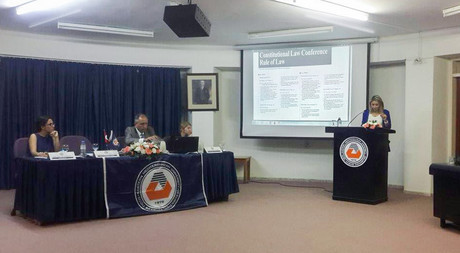 EMU Hosted Turkish – Italian Constitutional Law Conference